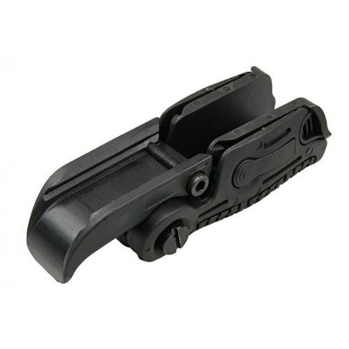 GRIP PLEGABLE FMA NEGRO