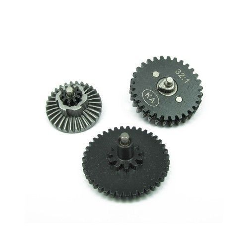HIGH TORQUE GEAR SET 32:1 KING ARMS